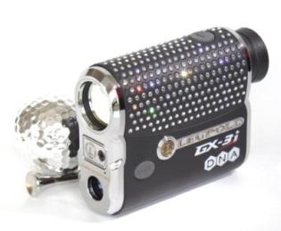 Der Leupold GX-3i Crystal Edition custom-made by dublisGolf