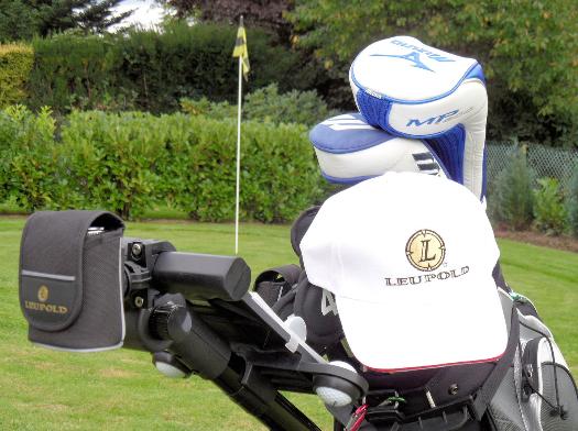 GX CaddieCaseSystem für Leupold Golf Laser  -  Ein Produkt von dublisGolf