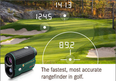 dublisGolf: LEUPOLD GX-1i² LCD-Anzeigendisplay Scan-Modus